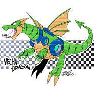Mecha Dragon-Megamix