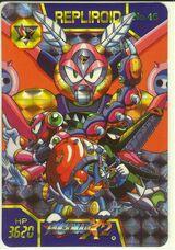 Carta de Rockman X2 °46