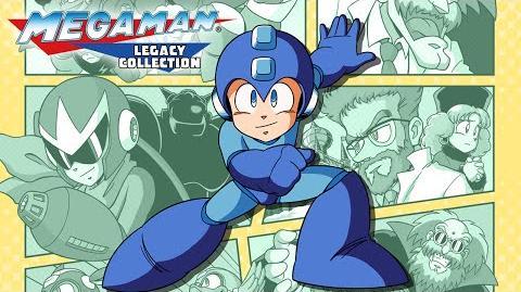 CuBaN VeRcEttI/Confirmada la fecha de lanzamiento de Mega Man Legacy Collection para 3DS