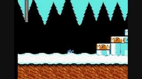 Mega Man 4 Dr. Cossack Stage 1- No Damage