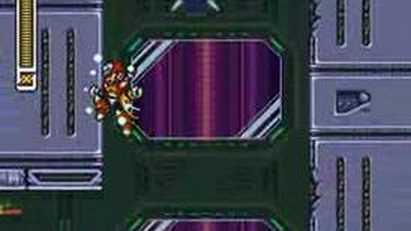 Mega Man X3 Intro Stage