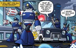 ArchiePolicemegaman