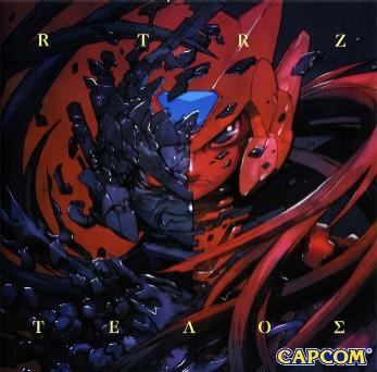 Archivo:Portada de Remastered Tracks Rockman Zero Telos