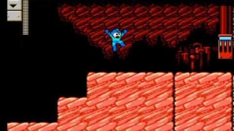 Mega Man 4 - Drill Man's Stage