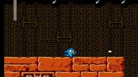 Mega Man 4 - Pharaoh Man's Stage