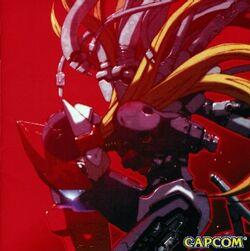 Portada de Remastered Tracks Rockman Zero