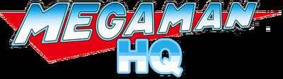 Logo actualizado megaman