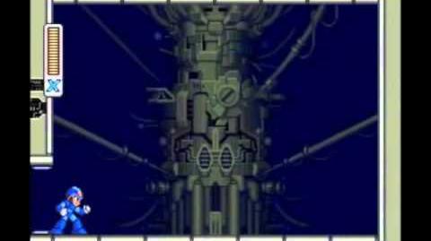 Mega Man X2 (3) Magna Centipede