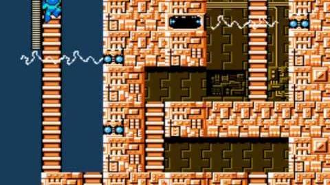 Mega Man - Elec Man's Stage