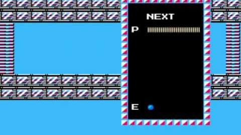Mega Man 2 - Air Man's Stage