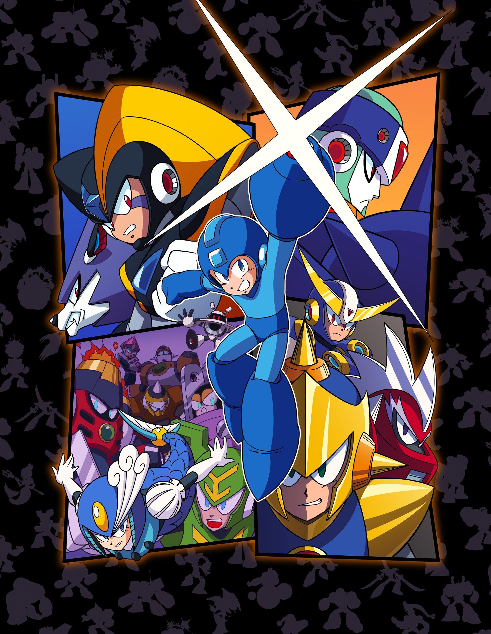 Mega man legacy collection 2 mega man hq fandom - Megaman wikia ...