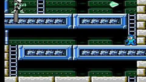 Mega Man 5 - Proto Man's Fortress Stage 2