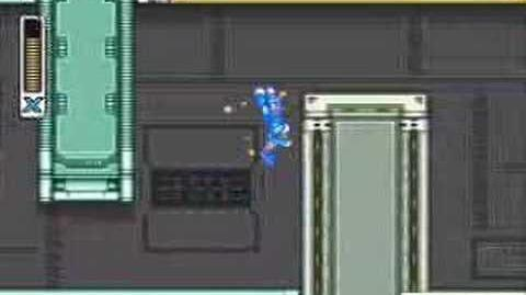 Mega Man X- Spark Mandrill
