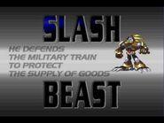 Precent slash beast