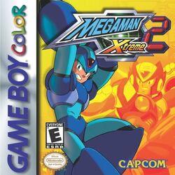 Carátula Americana de Mega Man Xtreme 2