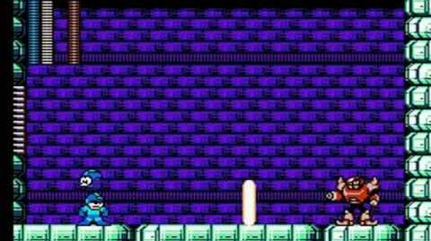 Mega Man 5 - Proto Man's Fortress Stage 4