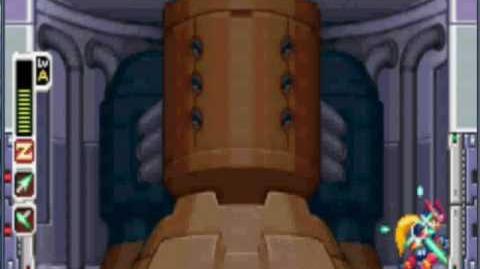 Juguemos Megaman Zero 3 en Espa. parte 4