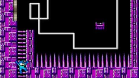 Mega Man 2 - Wily's Fortress Stage 4