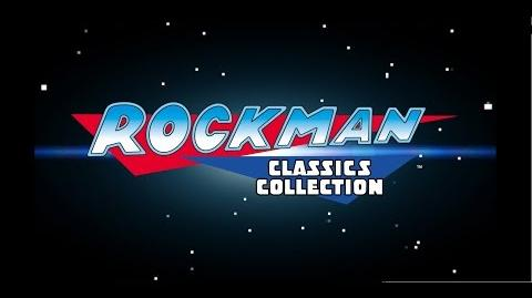 Rockman Classics Collection Trailer