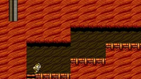 Mega Man 2 - Wood Man's Stage