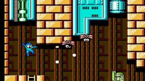 Mega Man 5 - Dark Man's Fortress Stage 3