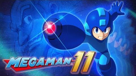 Mega Man 11 - Announcement Trailer