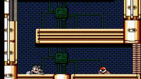 Mega Man 3 - Shadow Man DocRobot Stage