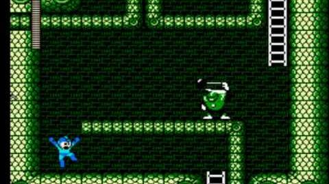 Mega Man 3 - Snake Man's Stage