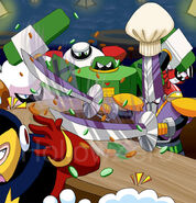 Chef Blade Man by hollowzero