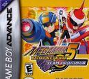 Mega Man Battle Network 5