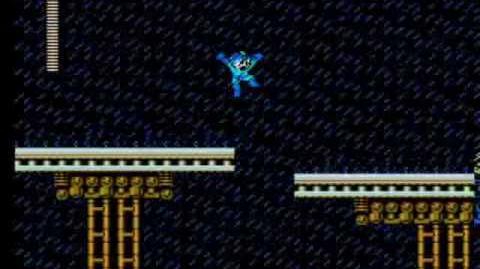 Mega Man 4 - Toad Man's Stage