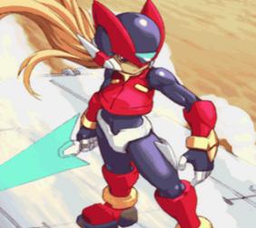Megaman zero 4 -1
