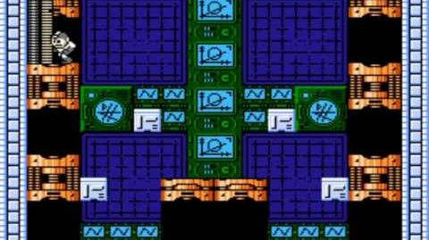Mega Man 2 - Wily's Fortress Stage 5