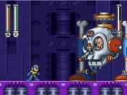 Wily máquina 7 batalla