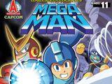 Mega Man No. 011