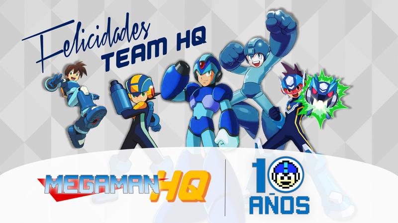 DISEÑO - Team HQ 10 años
