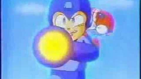 Rockman megaman 4 tv commercial