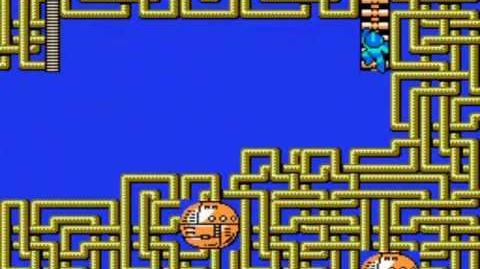 Mega Man 2 - Crash Man's Stage