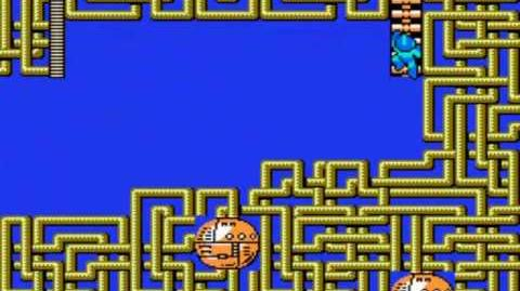 Mega Man 2 - Crash Man's Stage