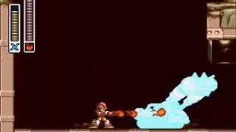 Mega Man X-Armored Armadillo
