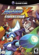 Megaman x collection (gamecube)