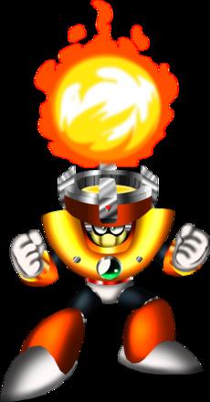 3D ish Solar Man by spdy4