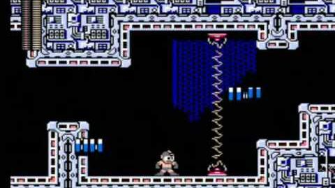 Mega Man 3 - Spark Man DocRobot Stage