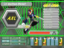 Axl Action Trigger