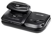 Sega-Genesis-Model-2-Monster-Bare