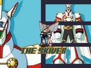 The Skiver Peresnt MMX5