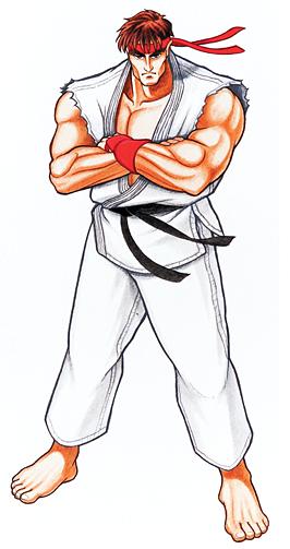 Ryu (SF2)