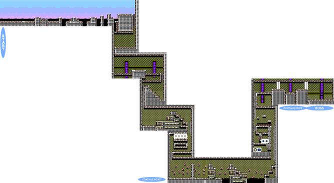 MagnetMan-Mapa