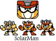 SolarMan Megaman 10 by hfbn2