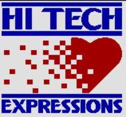 Hi Tech Expressions logo